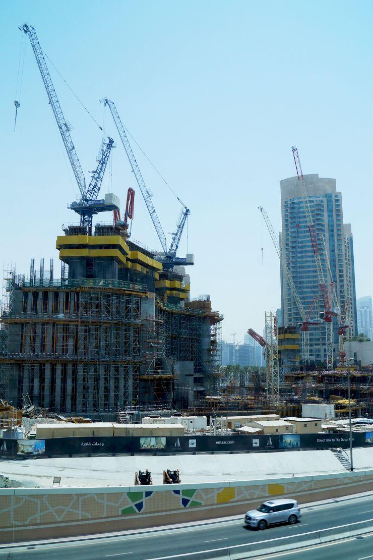 Burj Vista, Dubai