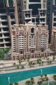 Canal Residence Arabian Building, Dubai, developer's model