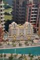 Canal Residence European Building, developer's model, Dubai