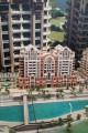 Canal Residence Mediterranean Building, developer's model, Dubai