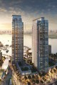 Creek Horizon, Dubai, artist's impression