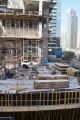 Crowne Plaza Dubai Marina, Dubai, construction update September 2017