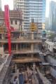 Crowne Plaza Dubai Marina, Dubai, construction update January 2017