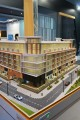 Crystal Residence, developer's model, Dubai