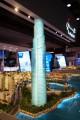 D1 Tower, developer's model, Dubai