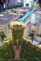 Deira Island Mall, Dubai, developer's 3D model