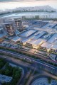 Deira Island Mall, artist's impression, Dubai