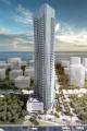 Deyaar Maritime City Tower, Dubai, artist's impression