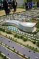 Diamond Innovation Centre, Dubai, developer's model