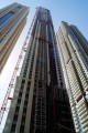 Marina 101, Dubai, construction update January 2015