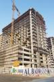 Dubai Creative Cluster Authority Tower 1, Dubai, construction update January 2017
