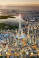 The Tower, Dubai, artist's impression