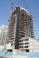 Eastshine Hotel Apartments, construction update September 2017, Dubai