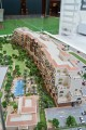 Eden Apartments, Dubai, developer's model