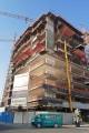 Element Hotel Apartments, construction update August 2016, Dubai
