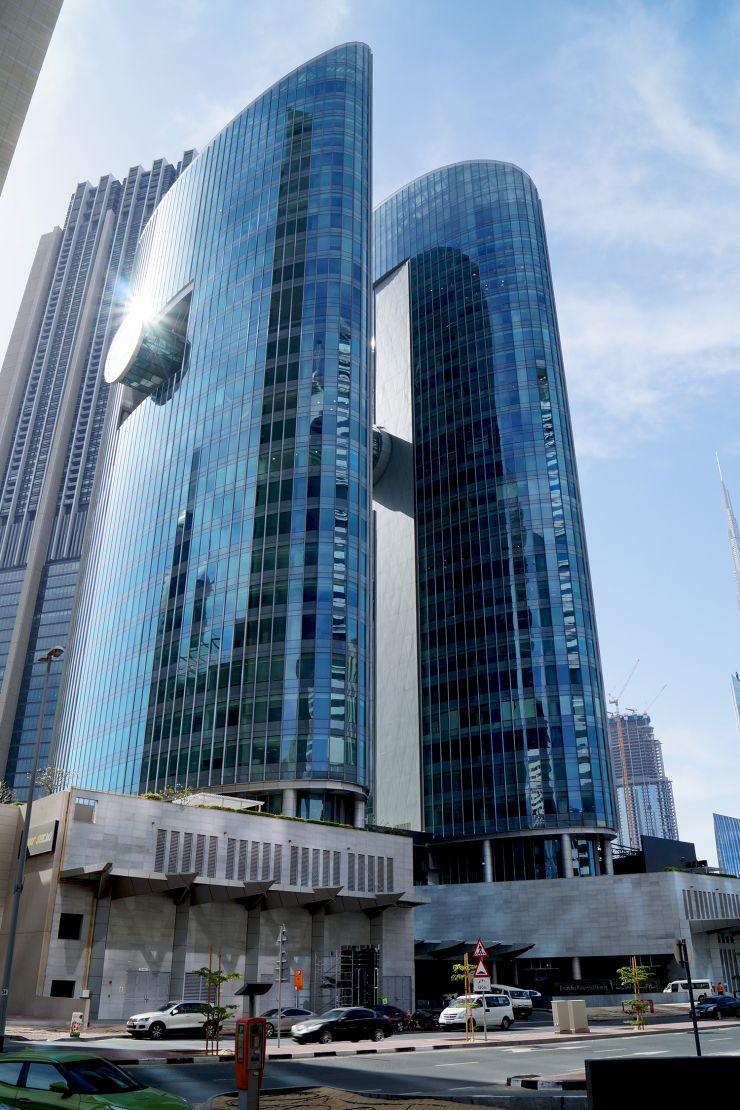 Emirates Financial Towers Guide | Propsearch Dubai