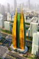 Flame Towers, Dubai