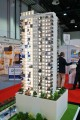 Green Valley Tower, developer's model, Dubai