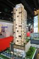 Green Valley Tower, Dubai, developer's model