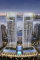 Harbour Views, Dubai, artist's impression