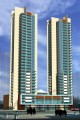 Hydra Twin Towers, artist's impression, Dubai