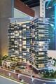 IGO 201 Residential Tower, developer's model, Dubai