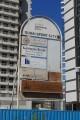 Kensington Royale, construction signboard, Dubai