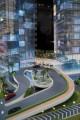 Langham Place Downtown Dubai, Dubai, developer's 3D model