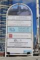 Mada Residences, construction site signboard, Dubai