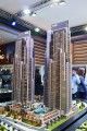 Mag Towers JLT, Dubai, developer's 3D model