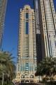 Marina Crown, west view, Dubai
