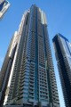 Marina Pinnacle, street view, Dubai