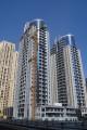 Marina Wharf, south view, Dubai