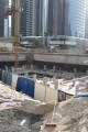 Merano Tower, construction update September 2017, Dubai