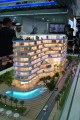 Mina by Azizi, developer's model, Dubai