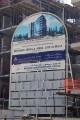Mohamed Al Mulla Building Silicon Oasis, construction site signboard, Dubai