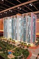 Mont Rose, Dubai, developer's 3D model