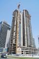 Mövenpick Hotel Apartments Businiess Bay, Dubai, construction update September 2017