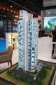 Mövenpick Hotel Apartments Businiess Bay, Dubai, developer's model