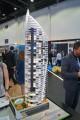 O2 Tower, Dubai, developer's model