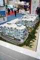 Oia Residences, Dubai, developer's masterplan model
