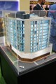 Orion Building, Dubai, developer's model