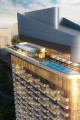 Paramount Tower Hotel & Residences, artist's impression, Dubai