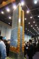 Paramount Tower Hotel & Residences, developer's model, Dubai