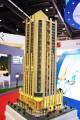 Park Inn by Radisson, Dubai, developer's 3D model
