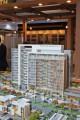 Parklane Residence 1, developer's model, Dubai