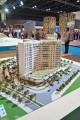 Parklane Views, developer's model, Dubai