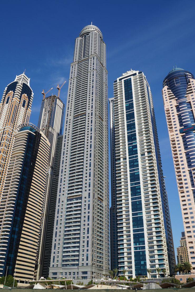Princess Tower, Dubai