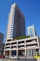 Radisson Blu Residence, east view, Dubai
