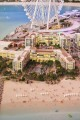 Caesars Resort Bluewaters Dubai, developer's model, Dubai